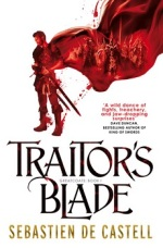 Traitor's Blade (Greatcoats#1)