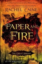 Paper and Fire (The Great Library#2)
