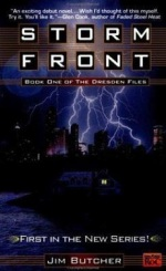 Storm Front (The Dresden Files #1)