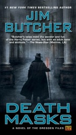 Death Masks (The Dresden Files #5)