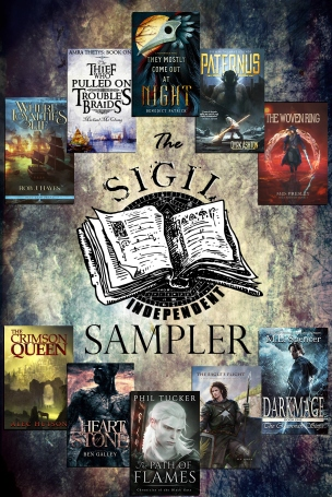 SIGIL SAMPLER COVER